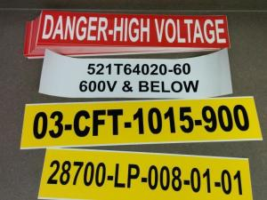 Electrical Labeling – A Quick Primer