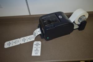 TSC 247VT Valve Tag Printer Kit