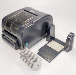 TSC TTP345 Desktop Label Printer with Cutter Kit