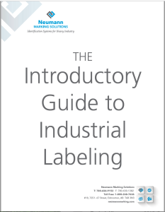 Introductory Guide to Industrial Labeling - eveything you need to know about industrial labeling