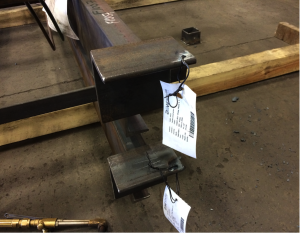 non-rip manufactured equipment tags