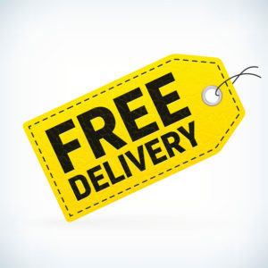 Now Providing Free Shipping on All E-Store Orders in Canada