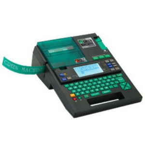 Neumann Marking's best selling portable label printer - the K-Sun Green Machine PC or K-Sun 2020LSTB-PCD Portable Label Printer