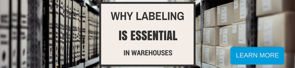 Warehouse Labeling