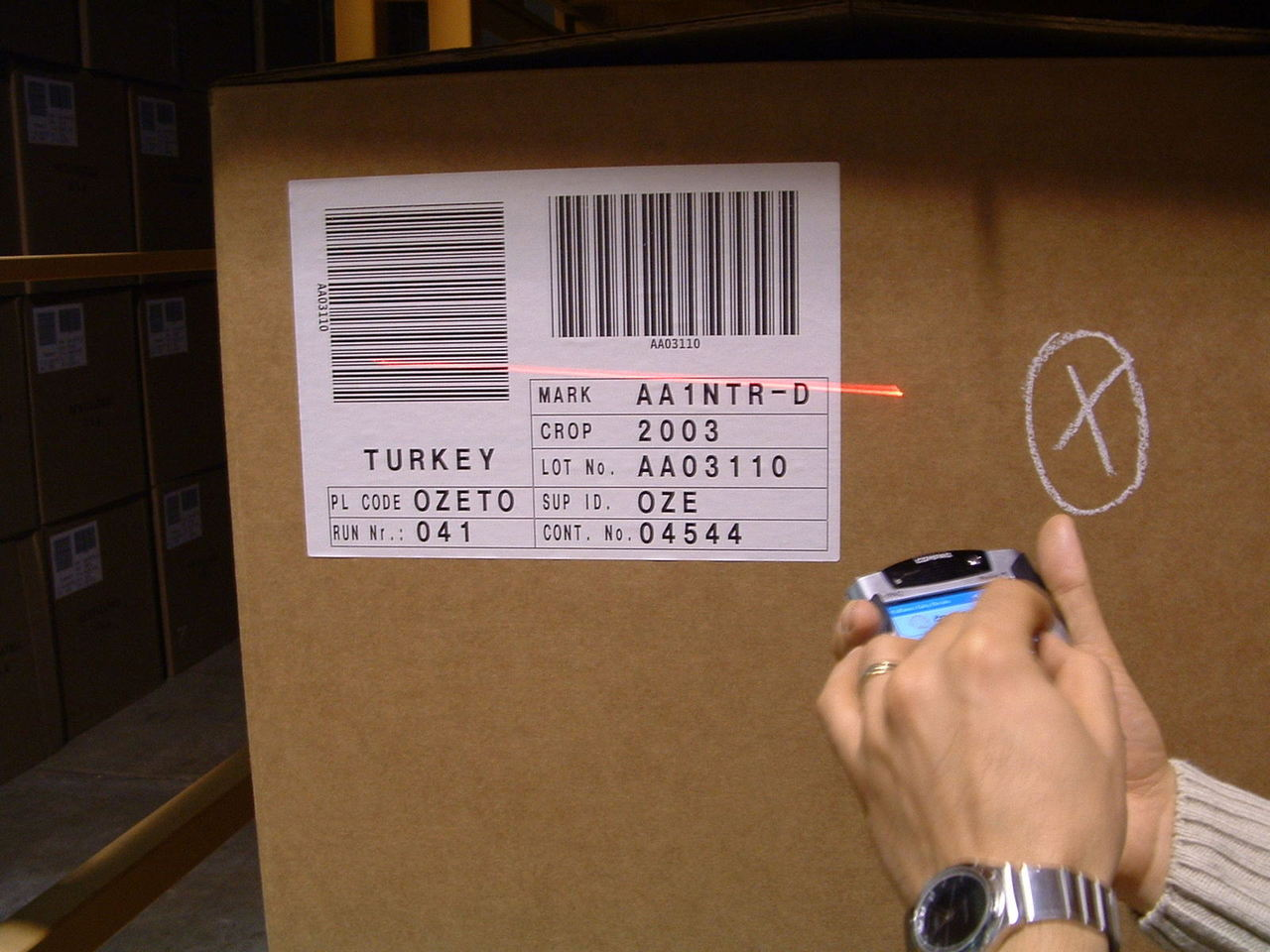 why labeling is essential in warehouses