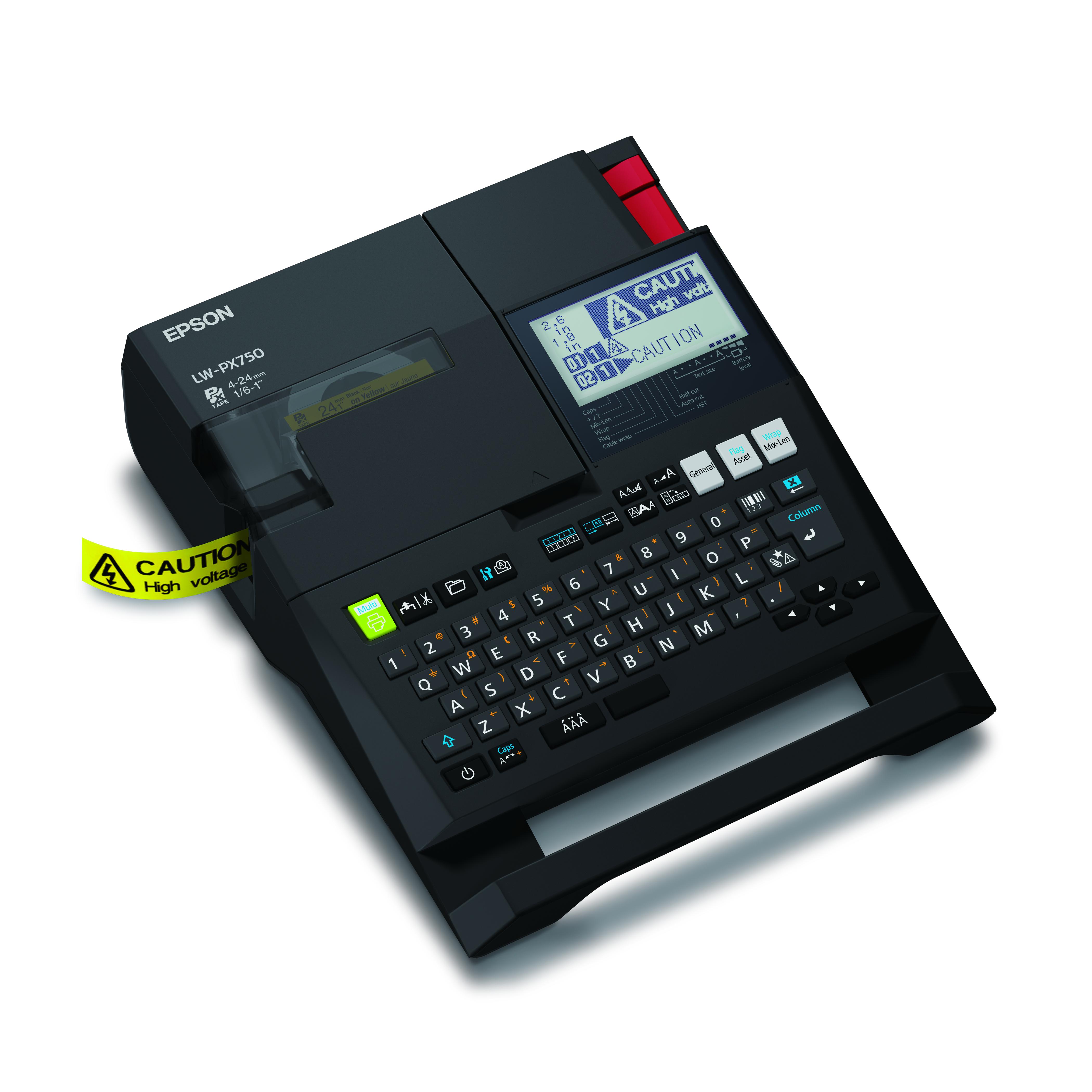 Epson PX LW-PX750 Industrial Label Printer